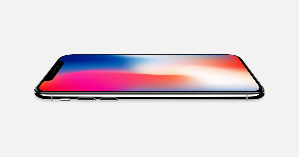 El iPhone X se sobrecalienta