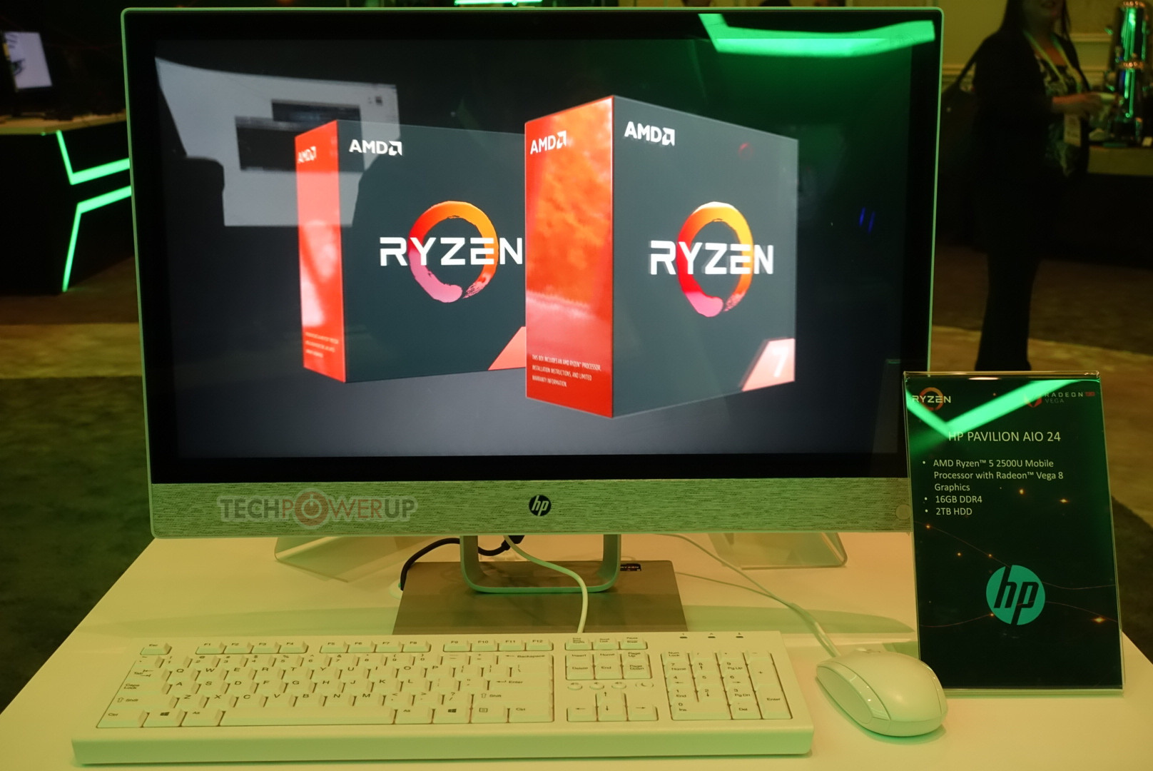 AMD Ryzen Mobile da vida a nuevos equipos