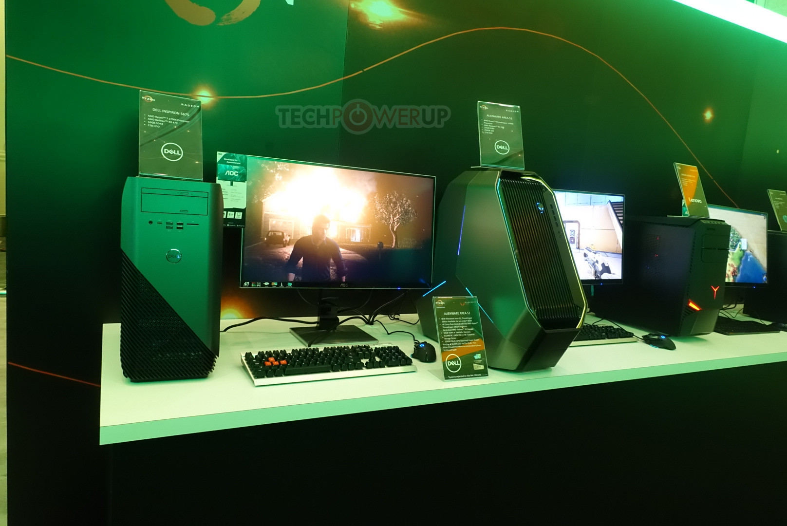 AMD Ryzen Mobile da vida a nuevos equiposAMD Ryzen Mobile da vida a nuevos equipos