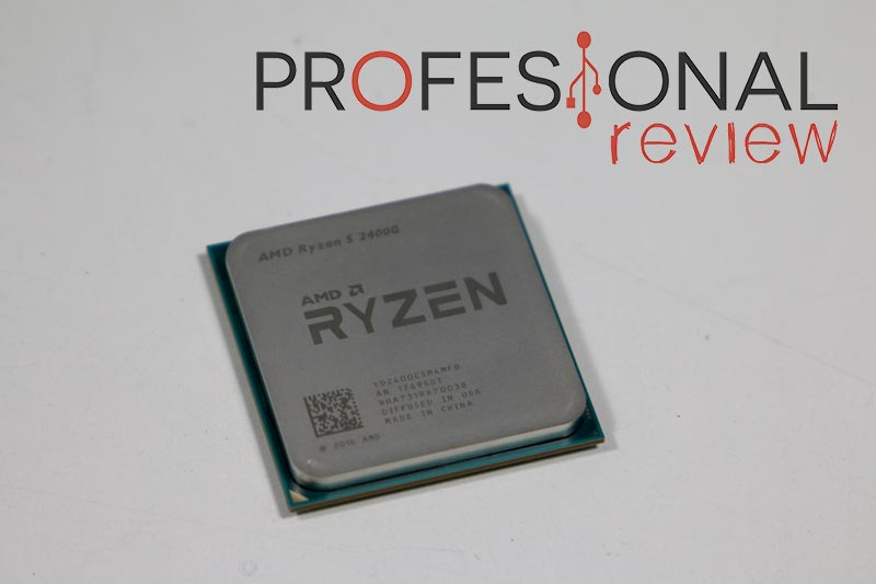 AMD Ryzen 3 2400G analisis