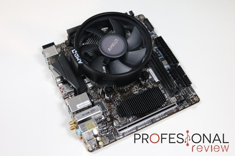 AMD Ryzen 3 2400G