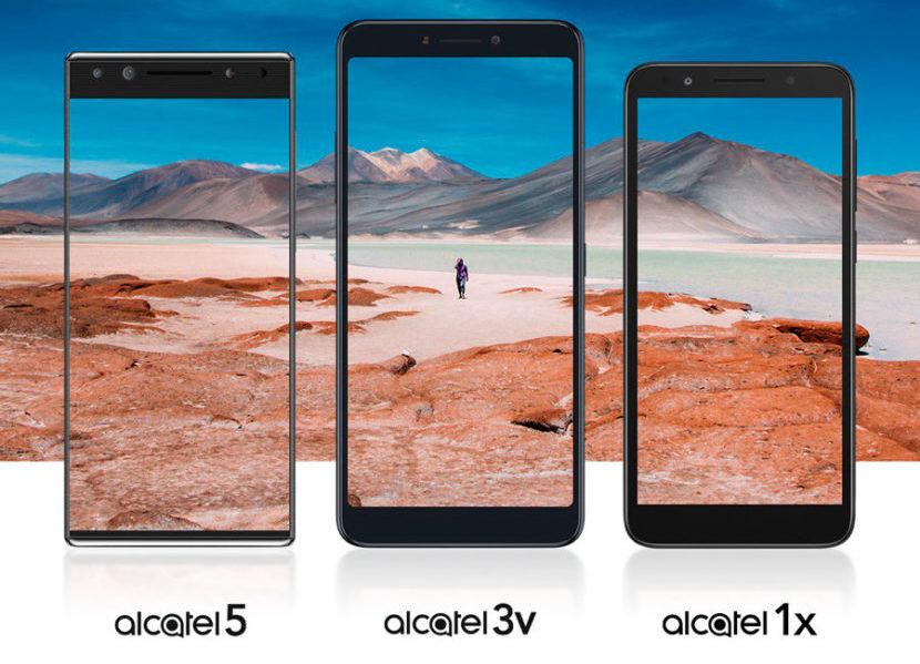 El CES de Las Vegas mostrará nuevos modelos de Alcatel