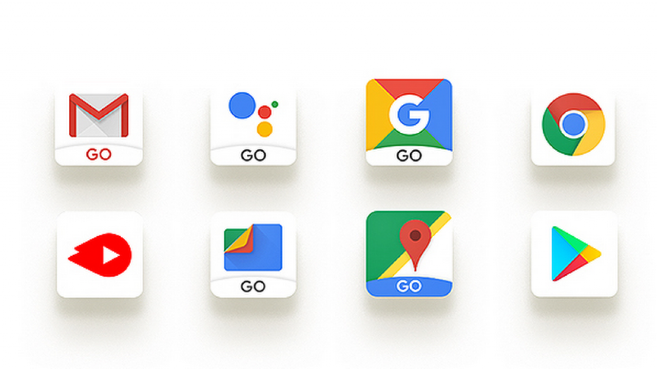 Android Go para dispositivos con 2 GB de RAM