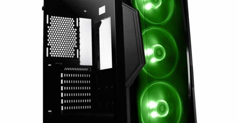 Photo of Antec presenta el chasis económico DF500 RGB con iluminación RGB