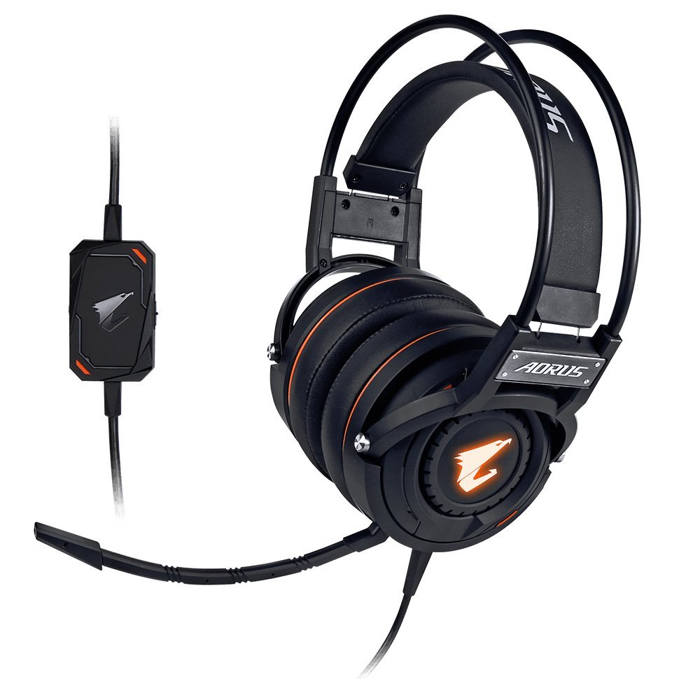 Aorus H5 Auriculares Gamer para PC