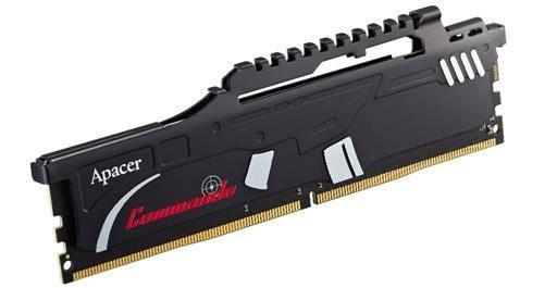 Apacer Commando DDR4-3600 y DDR4-3466