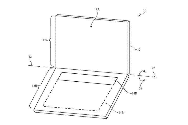Apple haría uso de una pantalla secundaria