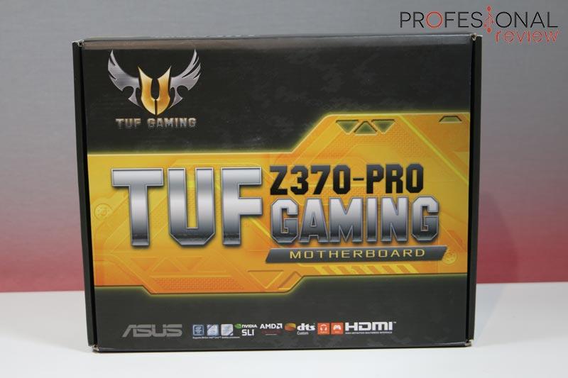 Asus TUF Z370-PRO