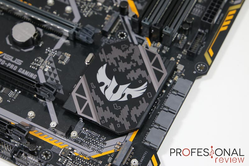 Asus TUF Z370-PRO review