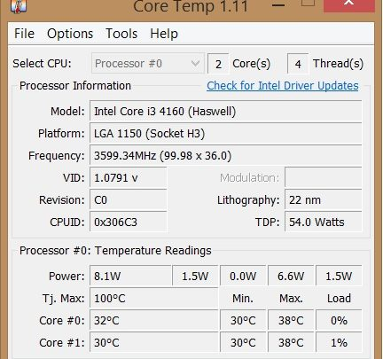 Photo of Cómo comprobar la temperatura del procesador