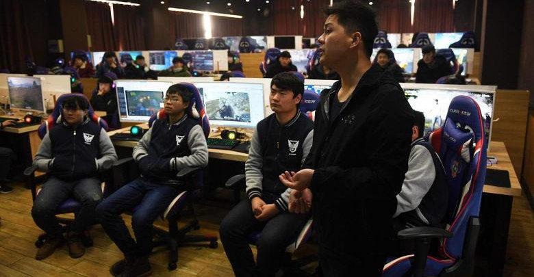 Photo of China ofrece un curso de e-Sports de tres años de duración