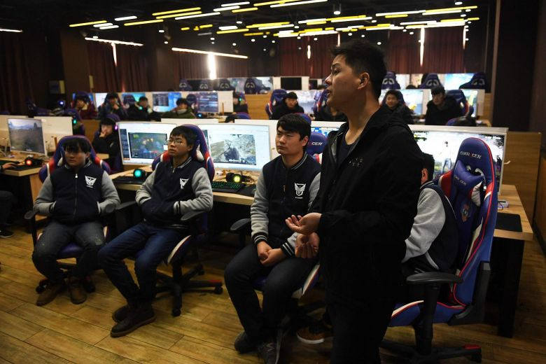 China pone en marcha un curso de e-Sports