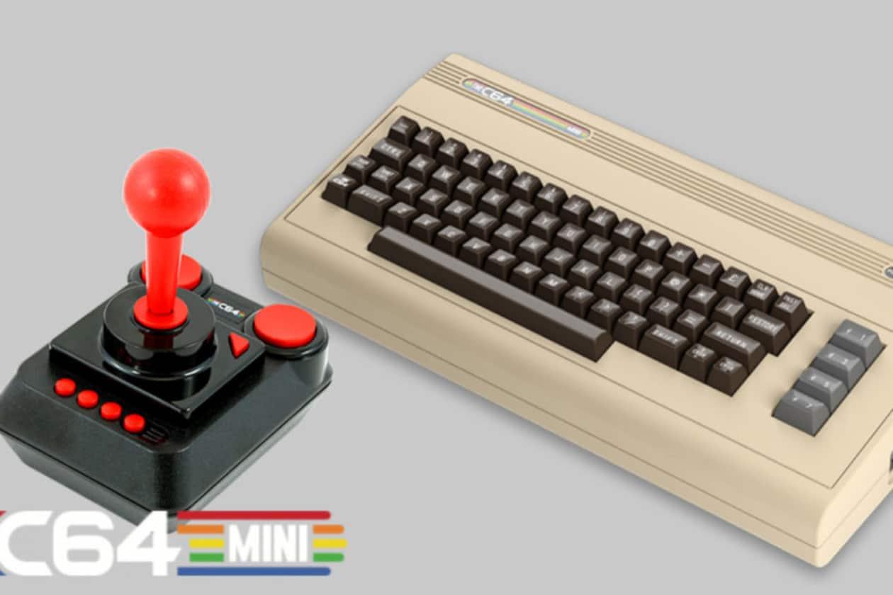 Commodore 64 Mini a la venta muy pronto