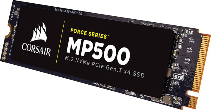 mejores SSD Corsair MP500 M.2 NVMe