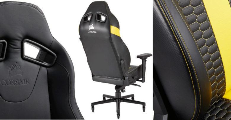 Photo of Corsair anuncia su silla gaming Corsair T2 ROAD WARRIOR
