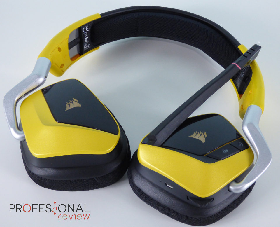 Corsair Void Pro 7.1 RGB Wireless Special Edition Review