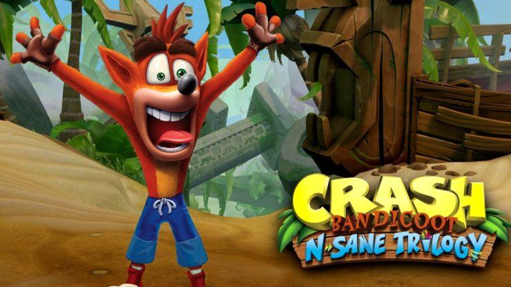 Crash Bandicoot N.Sane Trilogy llega a PC y Switch