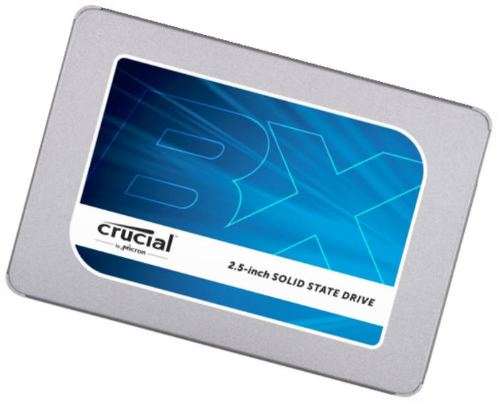 Crucial BX300 mejores SSD