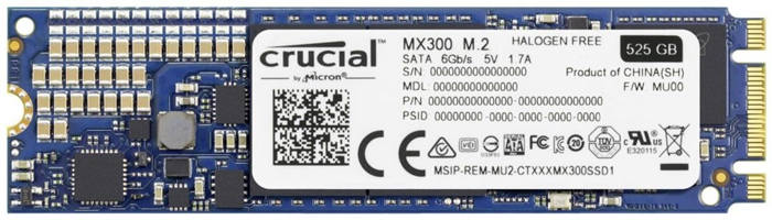 mejores SSD Crucial MX300 M.2