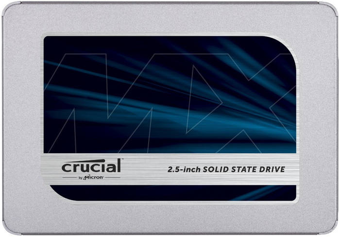 mejores SSD Crucial MX500
