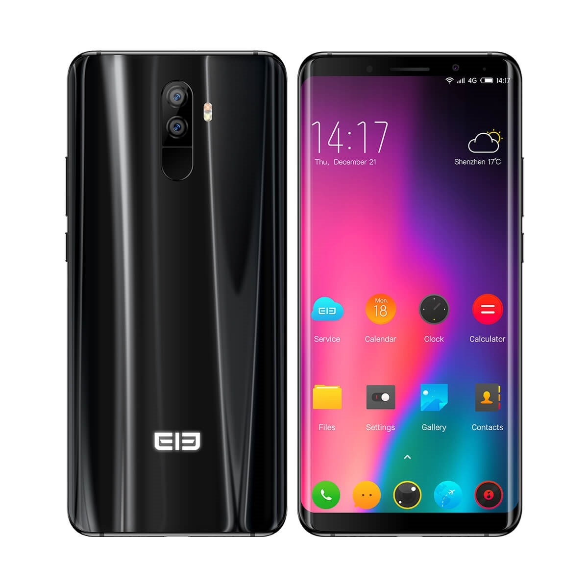 mejores smartphone chinos del 2018 Elephone U Pro
