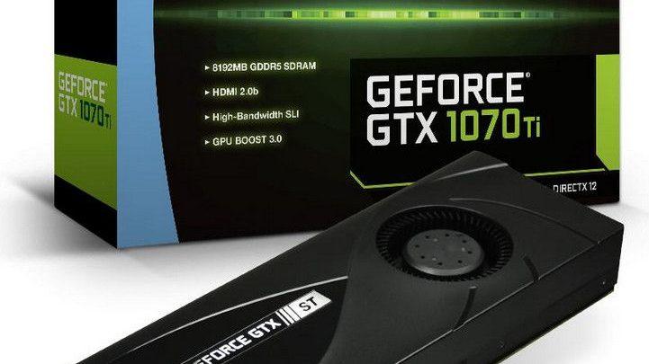 Photo of ELSA lanza la tarjeta gráfica GeForce GTX 1070 Ti 8GB ST