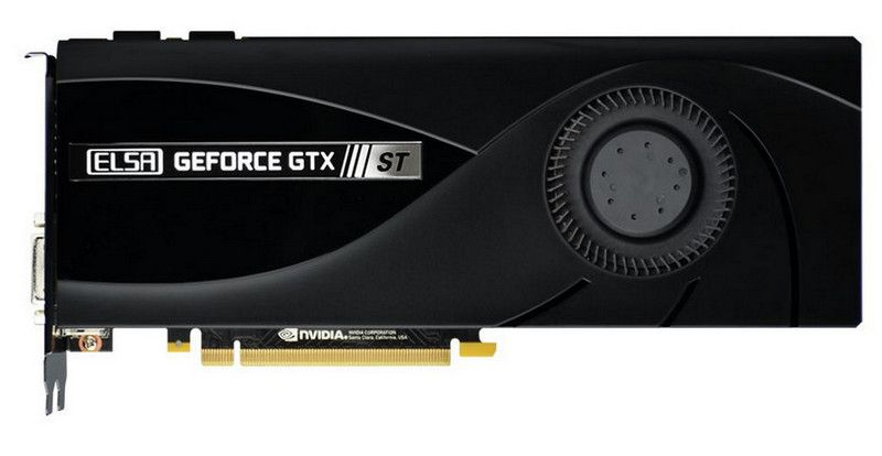 ELSA GTX 1070 Ti 8GB ST