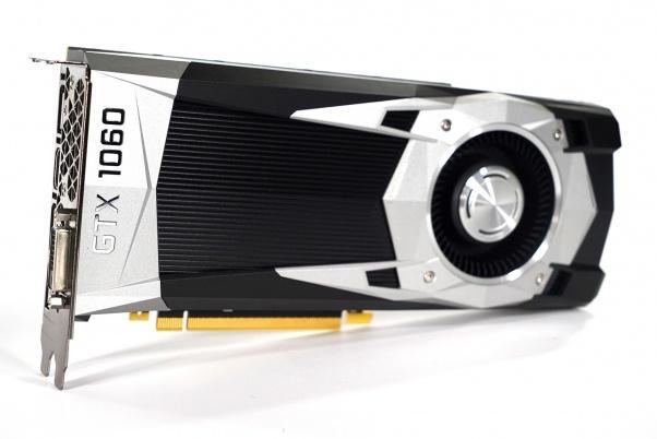 GeForce GTX 1060 de 3 GB a prueba