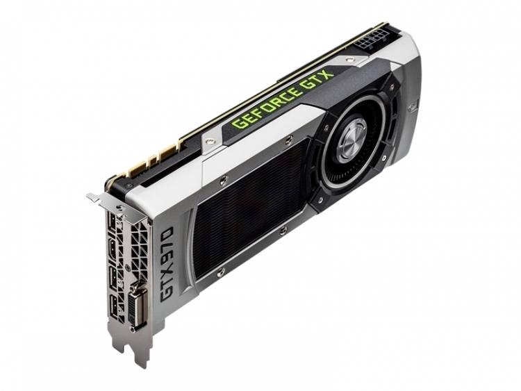 GeForce GTX 970 vs GeForce GTX 1060 de 3 GB