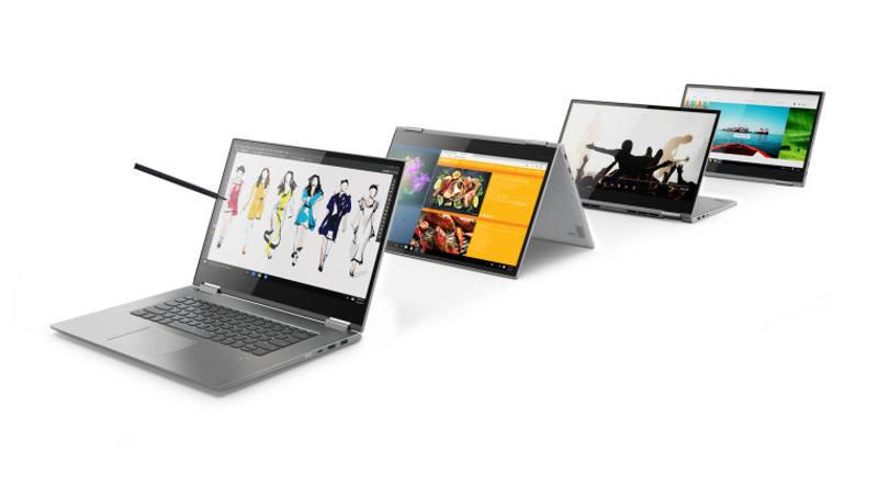 Lenovo Yoga 730 y Lenovo Flex 14