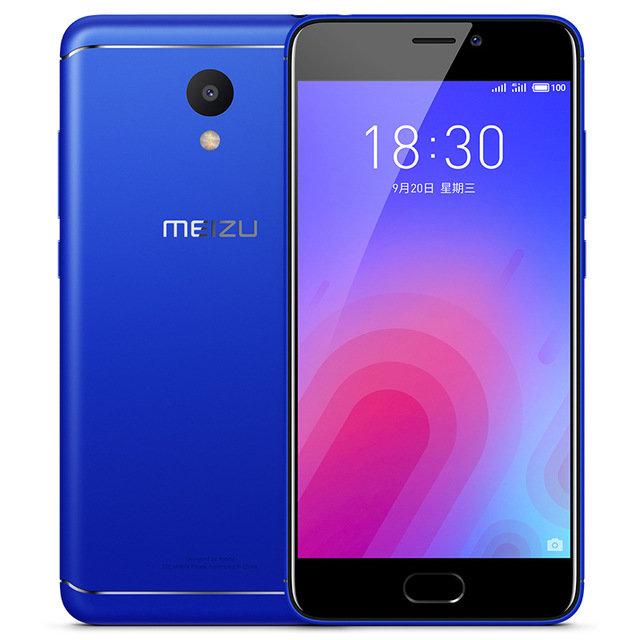mejores smartphone chinos del 2018 Meizu M6
