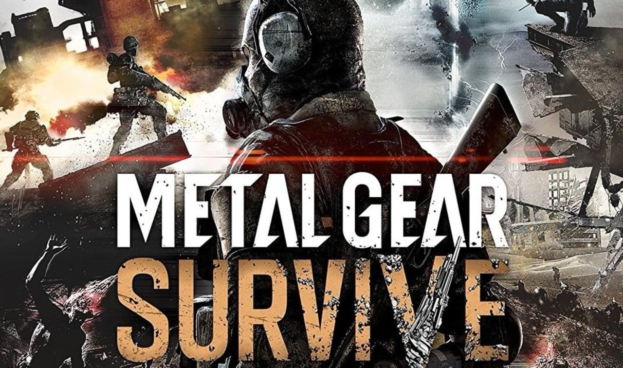 Metal Gear Survive beta abierta