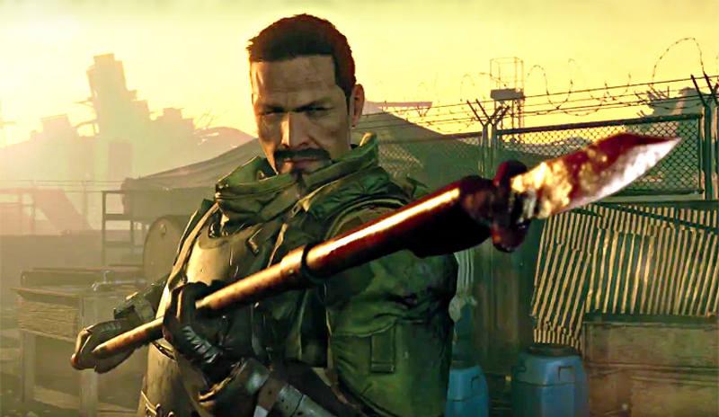 Metal Gear Survive te cobra 10 euros para poder crear un segundo personaje
