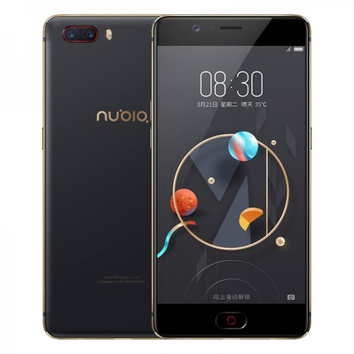 mejores smartphone chinos del 2018 Nubia M2
