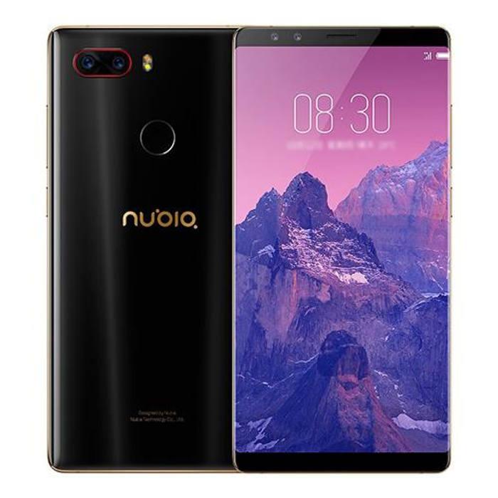 mejores smartphone chinos del 2018 Nubia Z17s