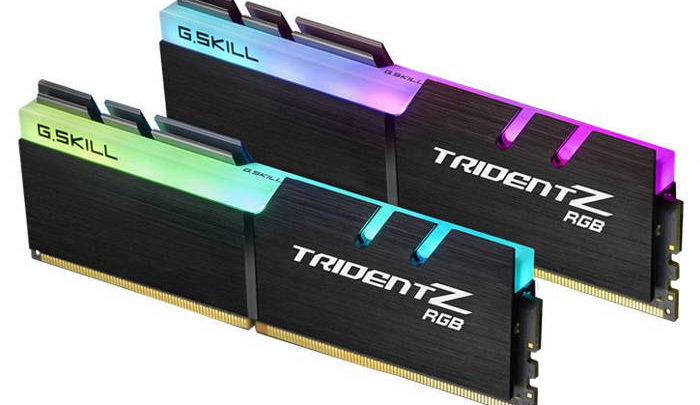 Photo of G.Skill Trident Z RGB DDR4-4700, nuevo récord de velocidad en memorias