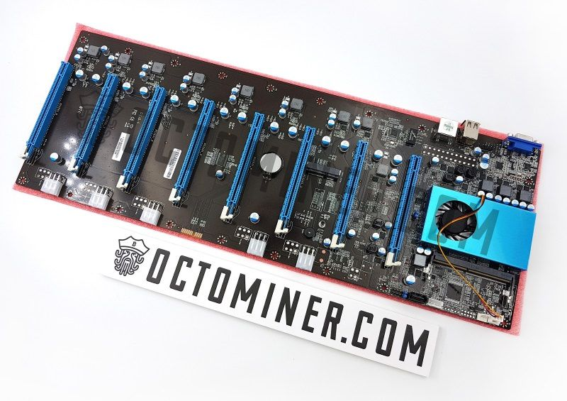 OCTOMINER B8Plus