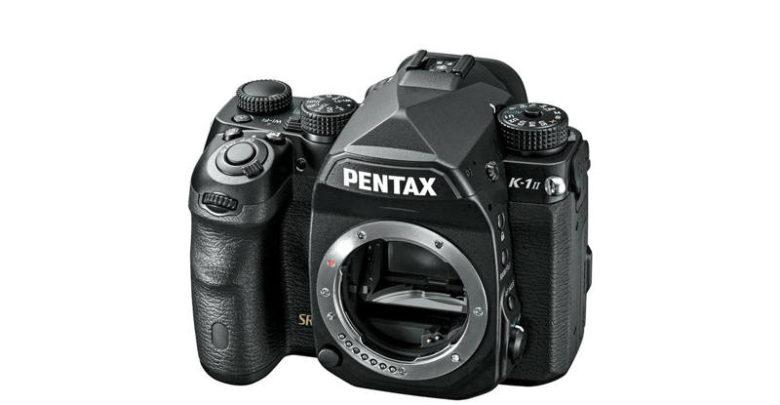 Photo of Nueva cámara Pentax K-1 Mark II que alcanza una ISO 819.200