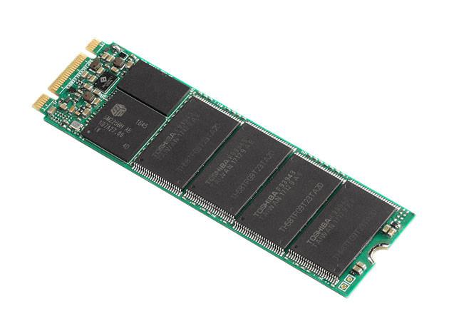 Plextor M8V con interfaz SATA III y memoria TLC