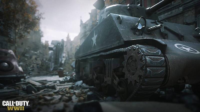Podrás jugar gratis a Call of Duty: WWII en PC