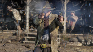Red Dead Redemption 2 se retrasa hasta octubre