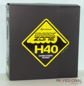 Sharkoon Shark Zone H40 Review