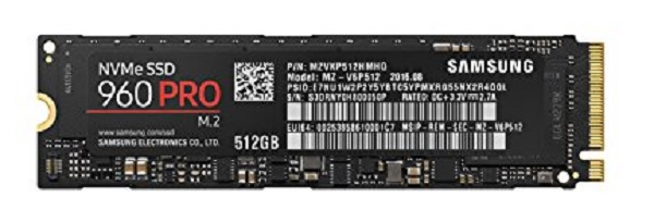 mejores SSD Samsung 960 PRO M.2 NVMe