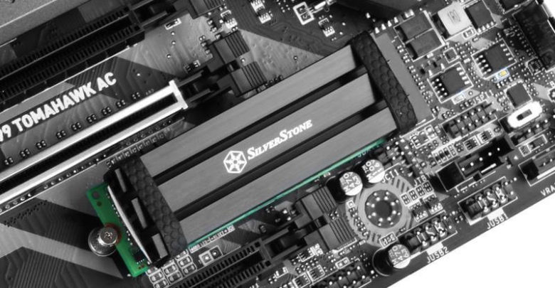 Photo of SilverStone lanza el Kit de refrigeración TP02-M2 para unidades SSD M.2