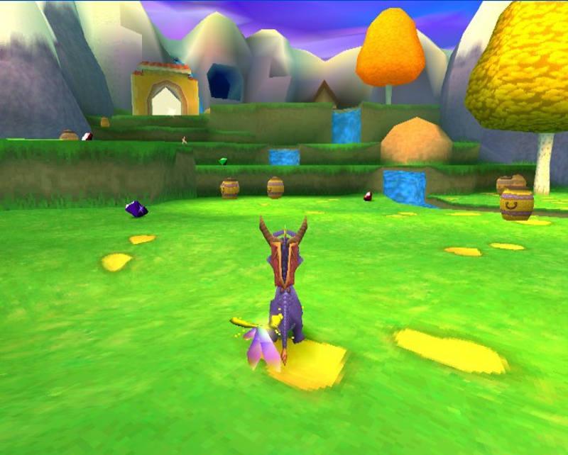 Spyro the Dragon volverá en forma de remaster