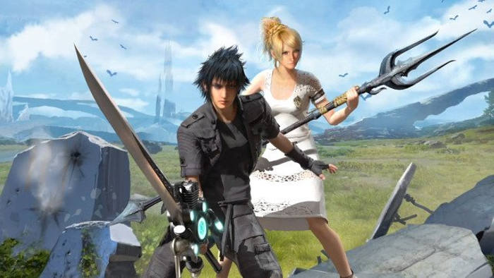 Square Enix habla de Final Fantasy XV en Windows
