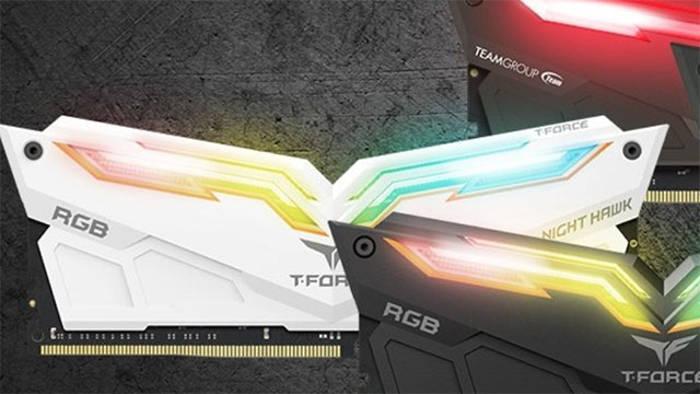 Team Group T-Force Nighthawk RGB y T-Force Xtreem