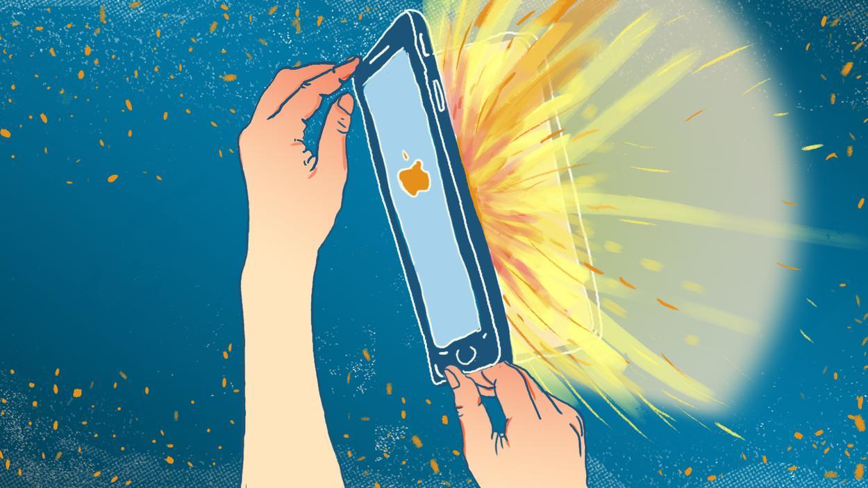 Un trabajador de Apple filtra el código de arranque de iOS