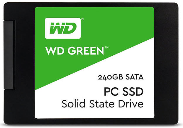 mejores SSD WD Green