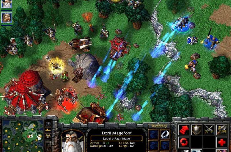 Blizzard estaría preparando un remaster de Warcraft 3